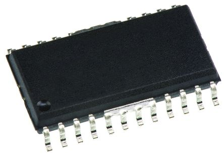 Analog Devices AD815ARBZ-24, ADSL Line Driver, Dual Current Feedback Amplifier 40MHz Differential, 24-Pin SOIC