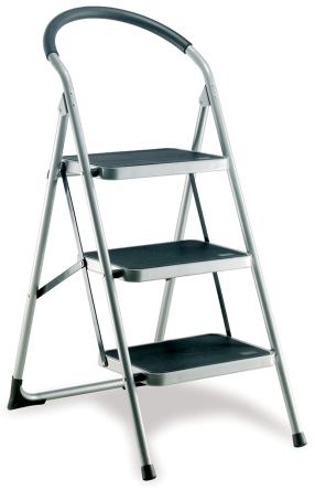 Cool Rs Pro 1065Mm 3 Rung Steel Steps Alphanode Cool Chair Designs And Ideas Alphanodeonline