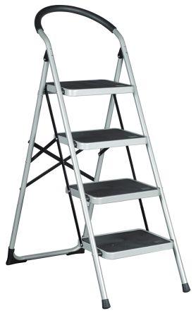 Step Ladders, Foldable, 4 Tread,