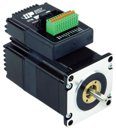 Applied Motion Systems Dual Hybridge Stepper Motor 1.8°, 0.88nm, 12 → 70 V dc, 5 A, 8 Wires