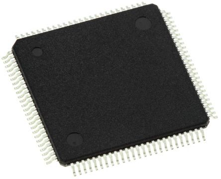 AD9271BSVZ-40, Analogue Front End IC, 8-channel 12 bit, 50Msps SPI, 100-Pin TQFP