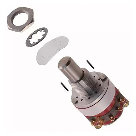 10 Position Rotary Switch, Solder Lug product photo