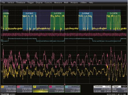 HDO4K-Audiobus TD Oscilloscope Software Audio Bus Trigger & Decode Software, For Use With HDO4000 Series product photo
