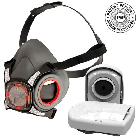 JSP BHT0A3-0L5-N51 Half Mask Respirator