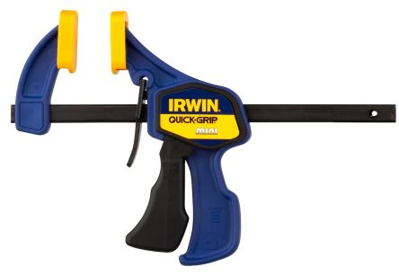 Irwin 150mm x 73mm One Handed Clamp