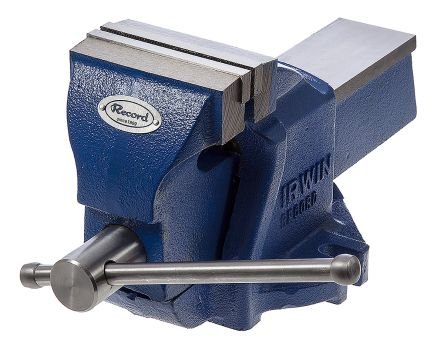 Irwin Workshop Vice x 60mm 102mm x 102mm, 7.6kg