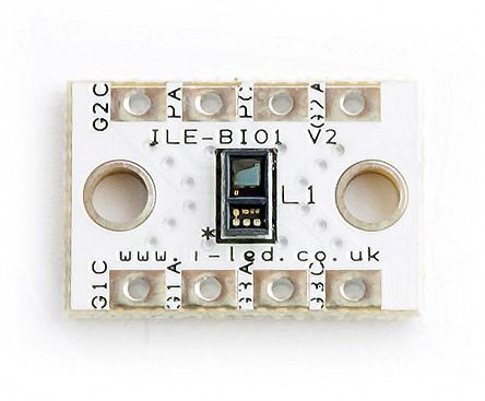 ILS ILE-BI01-GGGP-SC201., Eco1 Evaluation Module for BIOFY Sensor SFH7051