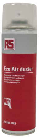 RS PRO Invertible Eco Air Duster Air Duster, 420 ml