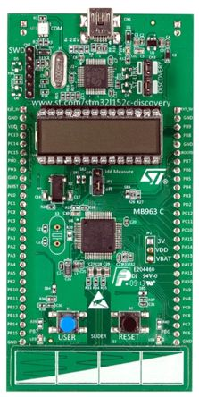 STMicroelectronics Discovery MCU Development Kit STM32L152C-DISCO