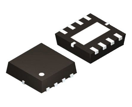 STMicroelectronics, ECMF02, Signal Filter, μQFN, SMD, Flat Contact, 2.6 x 1.3 x 0.6mm