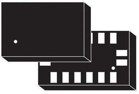 STMicroelectronics LSM303DTR, 3-Axis Accelerometer, I2C, SPI, LGA 16-Pin