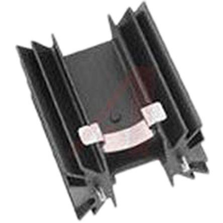 Heatsink, TO-220, 4 5°C/W, 41 91 x 25 4 x 50 8mm, Through Hole