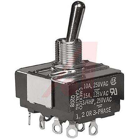 IK250-73 | Carling Technologies Kippschalter 4-poliger Wechsler ...