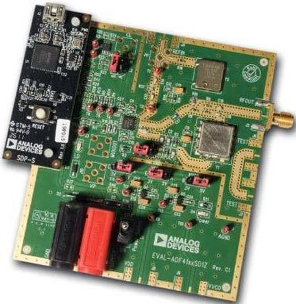 Analog Devices EV-ADF4106SD1Z, PLL Frequency Synthesizer Evaluation Board for ADF4106
