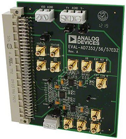 Analog Devices EVAL-AD7357EDZ 14-bit ADC Evaluation Board for AD7357