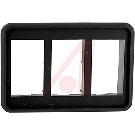Rocker Switch Mounting Panel Panel for use with V Series II Rocker Switches product photo