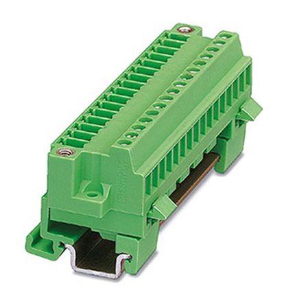 Phoenix Contact, MCVK 1.5/ 6-GF-3.81 Series , 320 V PCB Header, Screw Termination