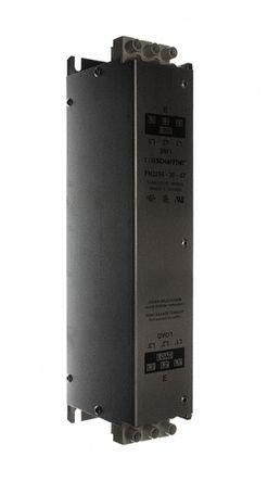 30A SCHAFFNER FN3258-30-47 RFI POWER LINE FILTER 33mA