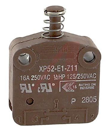 Single Pole Single Throw (SPST) Push Button Switch,