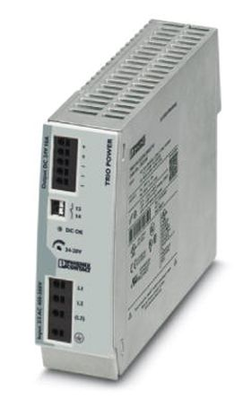 DIN Rail Power Supply, 24V dc/ 10A