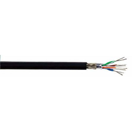 Alpha Wire 1 Pair Braid, Foil Multipair Industrial Cable, 0.456 mm² ...