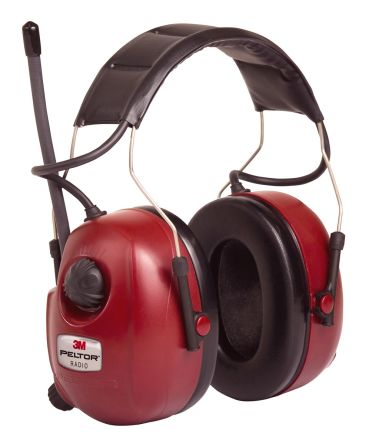 3M PELTOR Listen Only Communication Ear Defender, 32dB