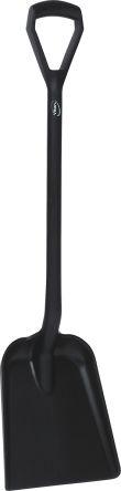 Vikan 330 x 270 mm Square Shovel and Polypropylene Handle
