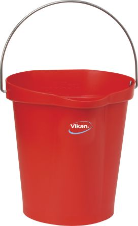 12L Red Bucket product photo