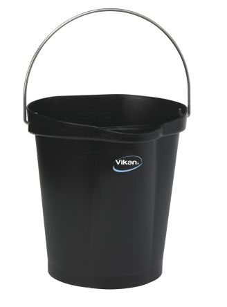 12L Black Bucket product photo