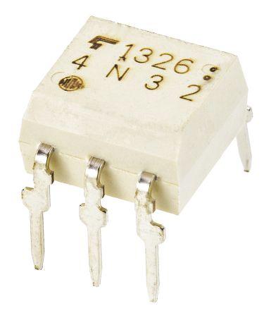 Photocoupler, MOSFET, 1a, DIP6