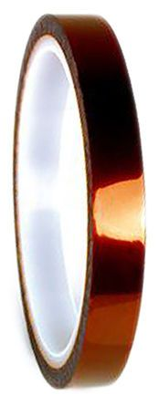 Amber Electrical Tape, 9mm x 33m product photo
