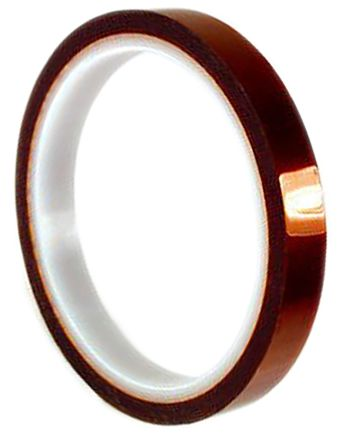 Amber Electrical Tape, 38mm x 33m product photo