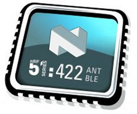 Nordic Semiconductor NRF51422-QFAA-T , Bluetooth System On Chip SOC for  Active RFID, Audience Response Systems,