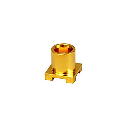 MCXSeries, PCB Mount MCX Connector jack, 50O Impedance, Solder Termination, 0 -> 6GHz product photo