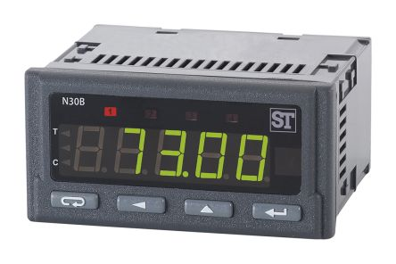 RN30B-112900E7, 2 Channel, Chart Recorder Measures Current, Humidity, Resistance, Temperature, Voltage product photo