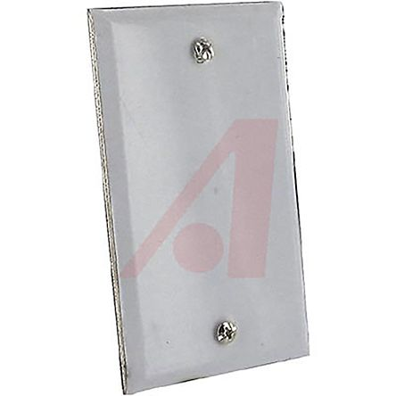 Stainless Steel Silver Wall Plate
