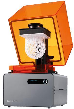 Presenting the Form 1+ SLA 3D Printer