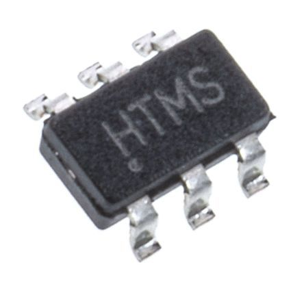 Microchip, MCP16301T-I/CHY Step-Down Switching Regulator 600mA Adjustable, 2 → 15 V 6-Pin, SOT-23