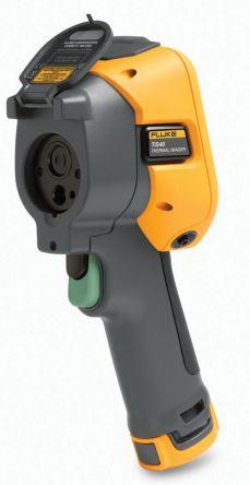 Fluke TIS40 Thermal Imaging Camera, Temp Range: -20 → +350 °C 160 x 120pixel