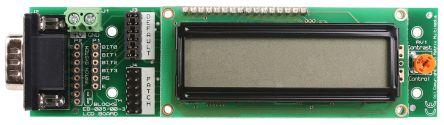 Matrix EB005, E-block 16x2 Character Colour LCD Display Module