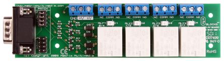 Matrix, E-blocks Relay Demonstration Board, EB038