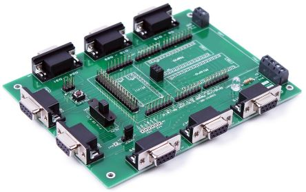 Matrix, E-blocks Arduino Mega Connector Shield, EB092