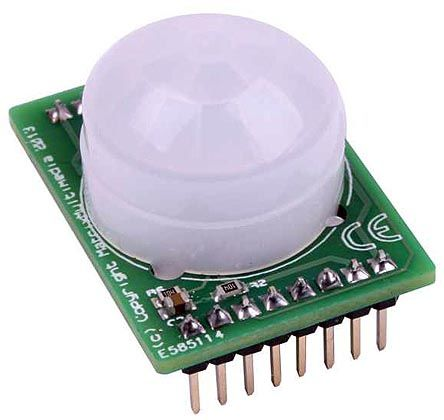 Matrix Technology Solutions EBM012, E-block Infrared (IR) Sensor Module