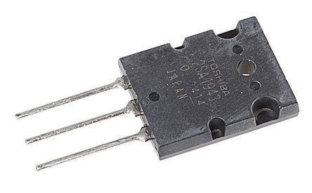 Toshiba 2SC5200-O(S1,F,S) NPN Transistor, 15 A, 230 V, 3-Pin TO-3PL