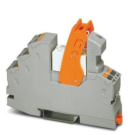 VARIOFACE Series DIN Rail Relay Module, SPDT, Plug In, Screw product photo