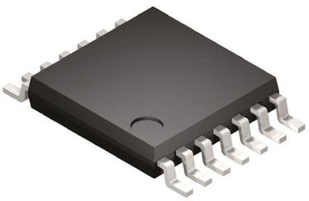 Toshiba Bramka logiczna NAND VHC 5.5μA 2 → 5,5 V 14-Pin TSSOP TC74VHC03FTEL,K 10