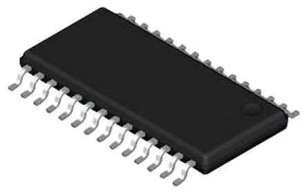 ADA4350ARUZ, Analogue Front End IC, 1-channel SPI, 28-Pin TSSOP