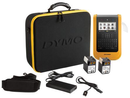 DYMO XTL 500 (1873309) Label Printer Kit with QWERTZ Keyboard, Euro Plug