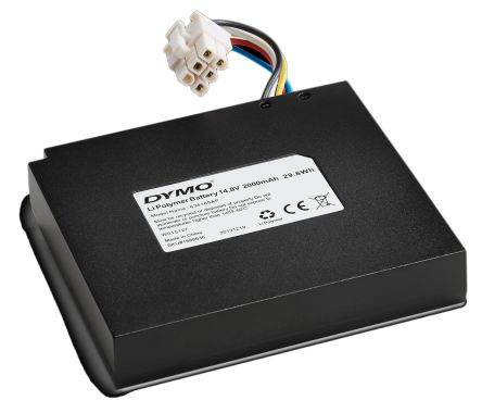 DYMO XTL Label Printer Rechargeable Battery for use with XTL 500 Printers