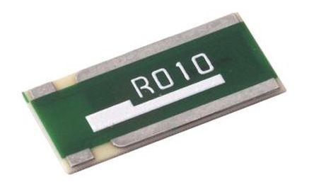 Ohmite FC4L Series Metal Film Surface Mount Fixed Resistor 4-Terminal Kelvin Case 5mΩ ±1% 2W ±50ppm/°C